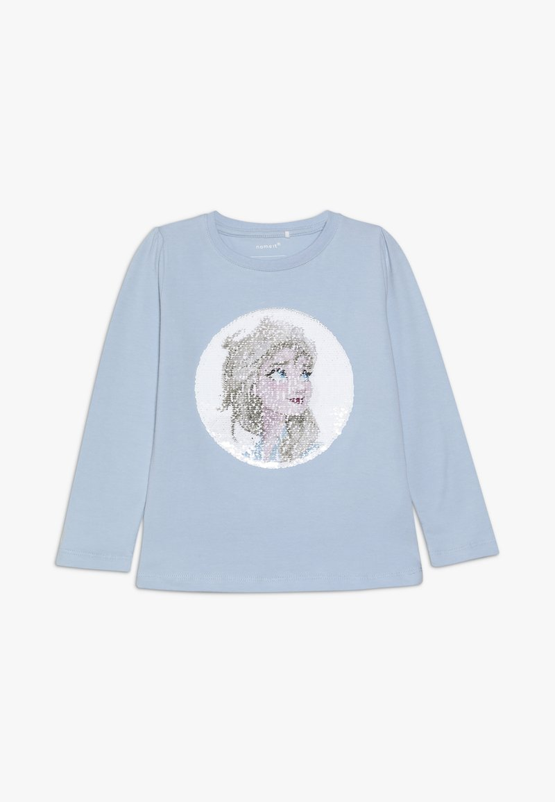Name it - NMF DISNEY FROZEN ELSA - Top s dlouhým rukávem - cashmere blue