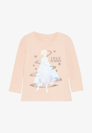 NMF DISNEY FROZEN ELSA - Camiseta de manga larga - silver pink