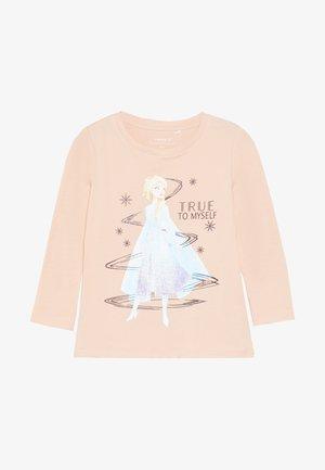 NMF DISNEY FROZEN ELSA - Long sleeved top - silver pink