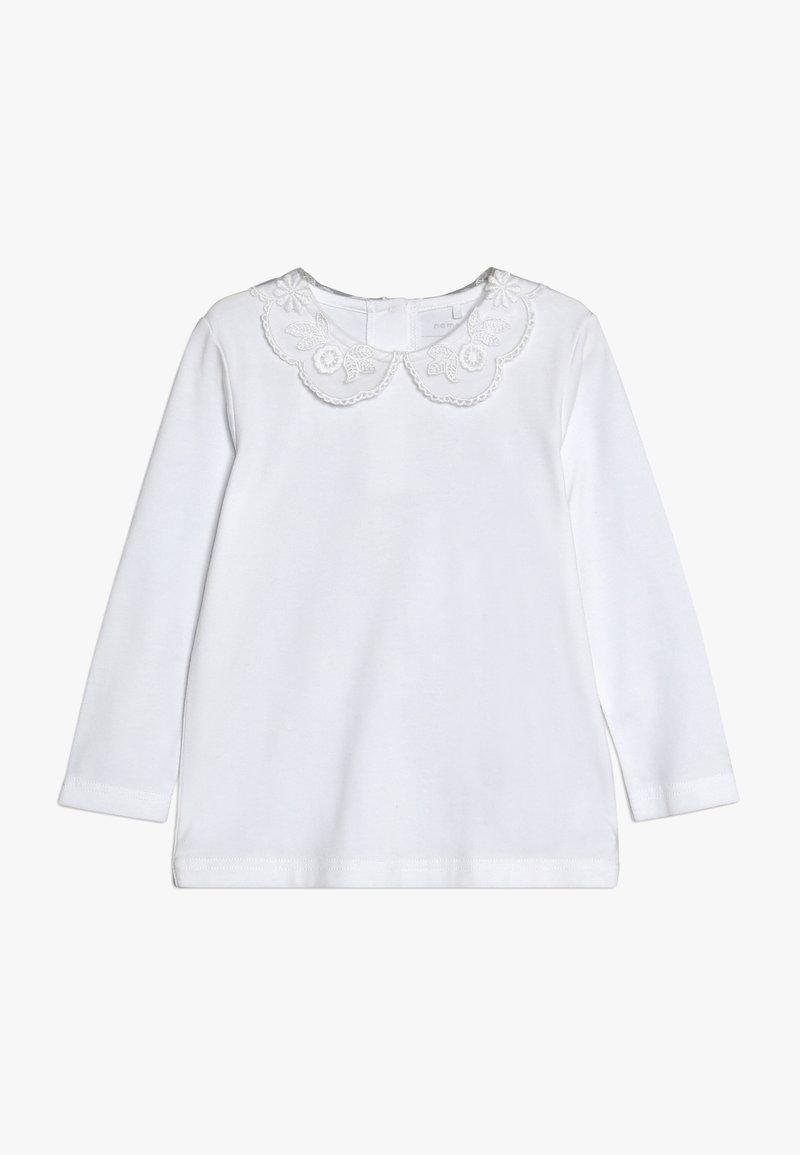Name it - NMFRUTH - T-shirt à manches longues - bright white