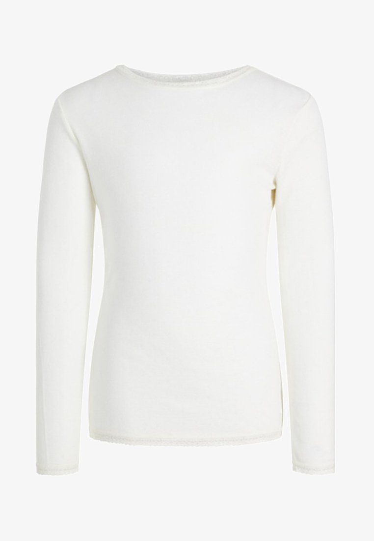 Name it - Long sleeved top - snow white