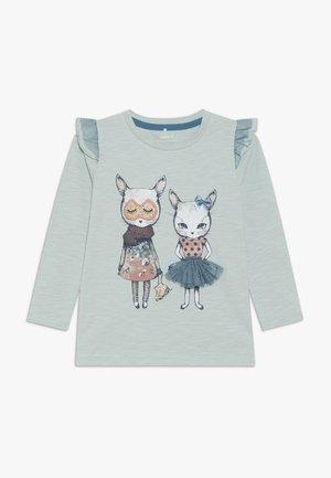NMFSIRABBIT TOP - Camiseta de manga larga - gray mist
