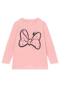 Name it - NMFMINNIE JASMINA - Långärmad tröja - pink nectar - 0