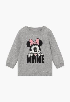 NMFMINNIE - Långärmad tröja - silver