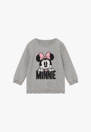 NMFMINNIE - T-shirt à manches longues - silver