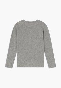Name it - NKFVANNE 3 PACK - Long sleeved top - high risk red/grey - 1