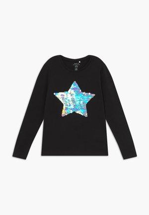 NKFTASTAR - Pitkähihainen paita - black