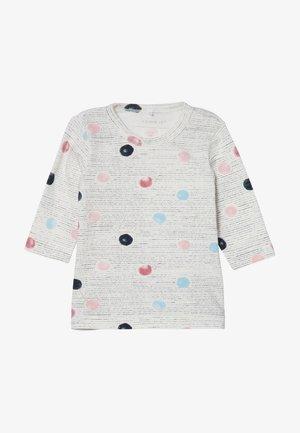 NBFBENITTA - T-shirt à manches longues - snow white