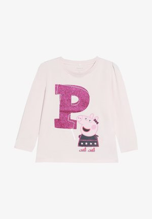NMFPEPPAPIG DENISE - Long sleeved top - potpourri