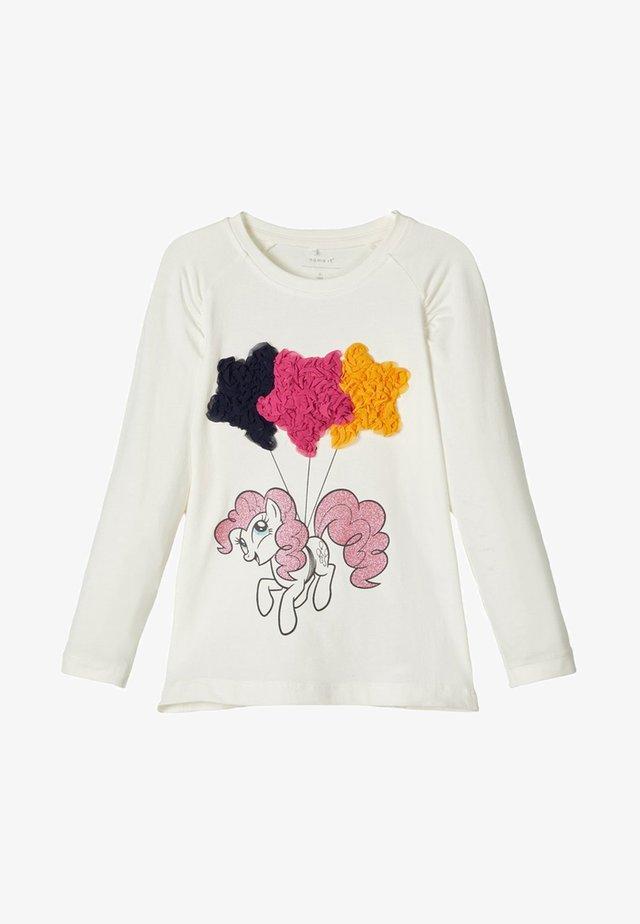 MY LITTLE PONY - T-shirt à manches longues - snow white