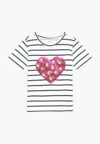 Name it - Print T-shirt - bright white - 0