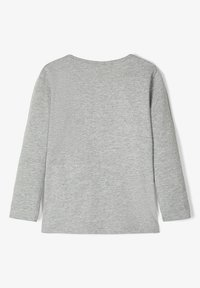 Name it - NMFDANA - Long sleeved top - grey melange - 1