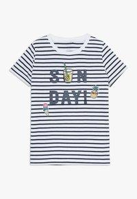 Name it - NKFFIORIO - Print T-shirt - dark sapphire - 0