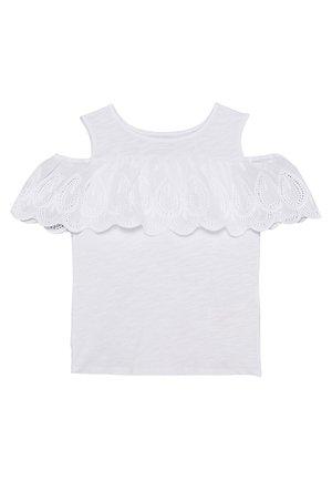 NKFHARMALI TANK - Top - bright white