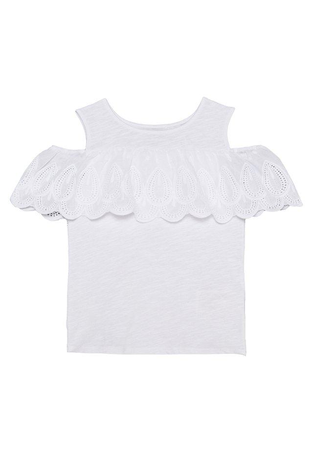 NKFHARMALI TANK - Toppi - bright white