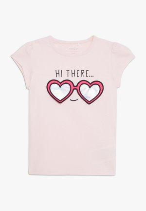 NMFHAPINA BOX - T-shirt imprimé - potpourri