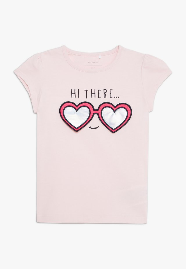 NMFHAPINA BOX - T-shirt print - potpourri