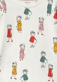 Name it - NMFKAMIC - Long sleeved top - snow white - 3