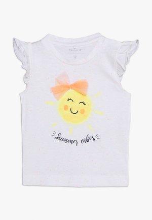 JANE - T-Shirt print - bright white