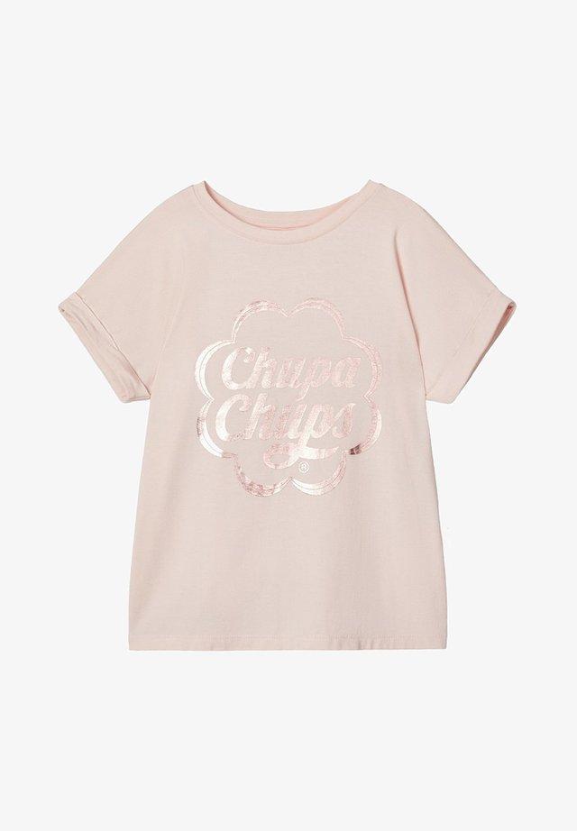 Camiseta estampada - potpourri