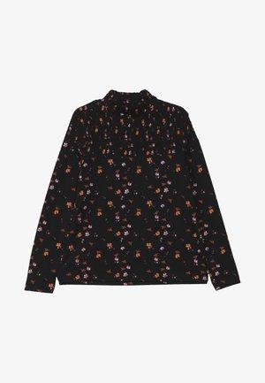NKFOLYMPIANA  - T-shirt à manches longues - black