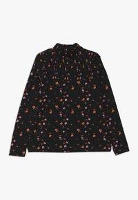 Name it - NKFOLYMPIANA  - Bluzka z długim rękawem - black - 0