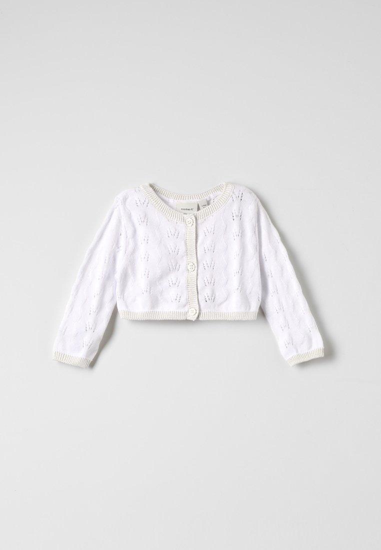 Name it - NBFSANNE BOLERO  - Vest - bright white