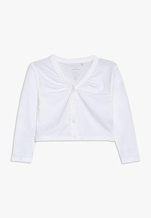 NKFVIOL BOLERO MINI - Vest - bright white