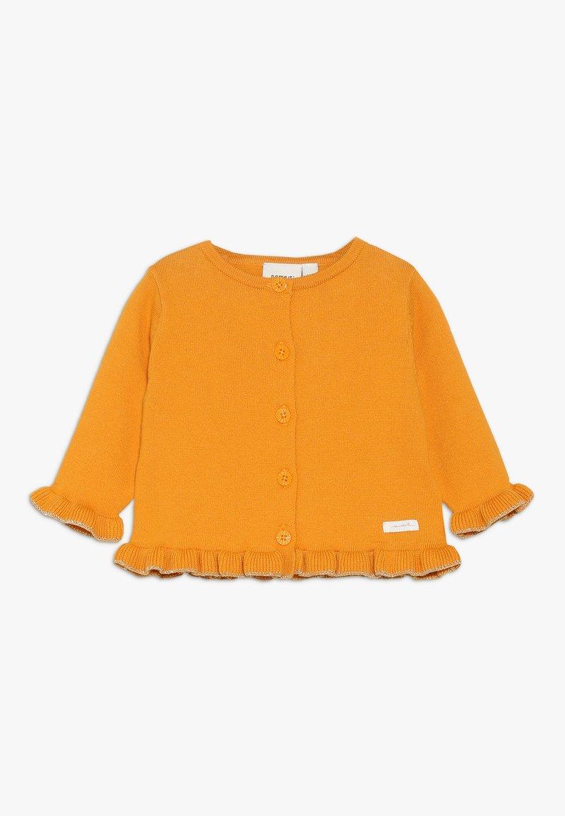 Name it - NBFKAILEY - Kardigan - golden orange