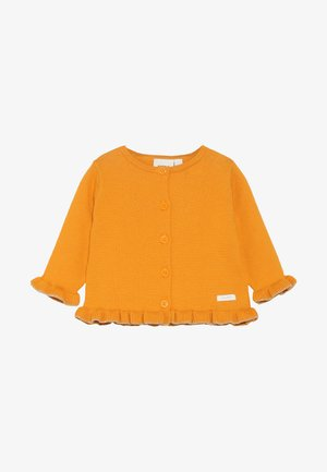 NBFKAILEY - Cardigan - golden orange