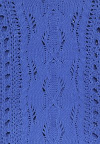 Name it - NKFNUISE - Stickad tröja - dazzling blue - 4