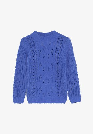 NKFNUISE - Pullover - dazzling blue