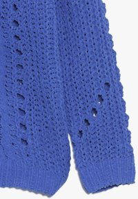 Name it - NKFNUISE - Stickad tröja - dazzling blue - 2