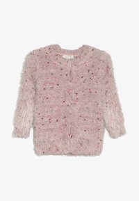 Name it - NMFNAILA CARD - Chaqueta de punto - strawberry cream - 2