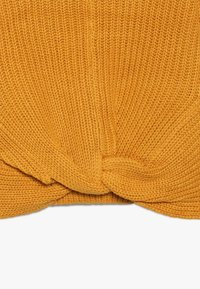 Name it - NKFNIJIA - Sweter - golden orange - 3