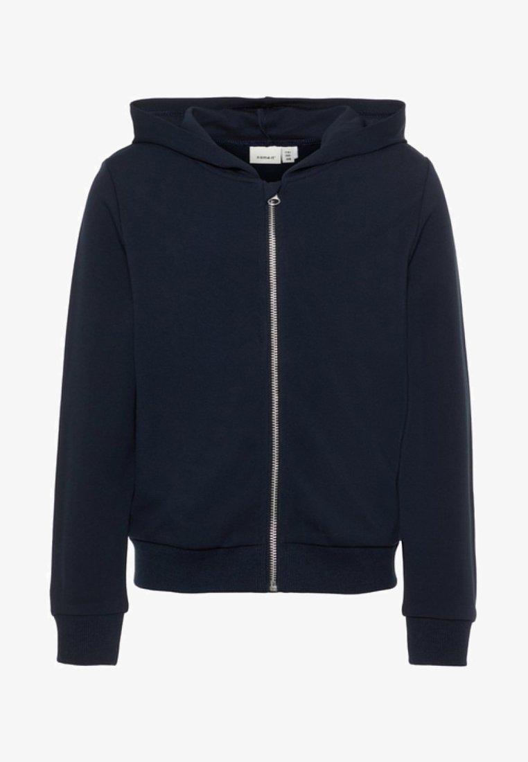 Name it - Zip-up hoodie - dark sapphire