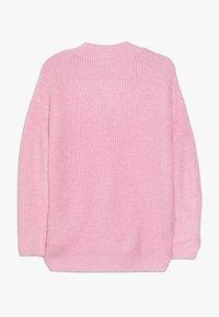 Name it - NMFOIANA - Chaqueta de punto - prism pink - 1