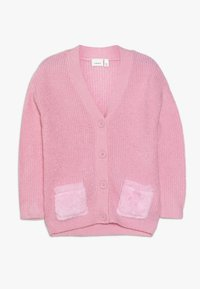 Name it - NMFOIANA - Chaqueta de punto - prism pink - 0