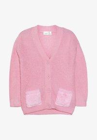 Name it - NMFOIANA - Chaqueta de punto - prism pink - 2