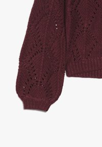 Name it - NANNIE  - Jumper - cabernet - 2