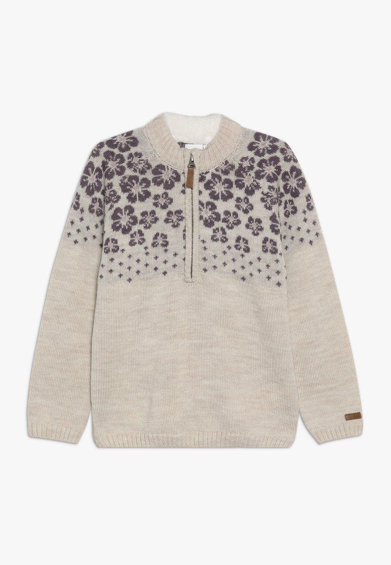 Name it - NKFWRISSA  - Stickad tröja - peyote