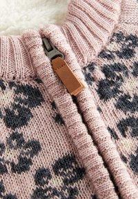 Name it - NKFWRISSA  - Stickad tröja - burnished lilac - 2