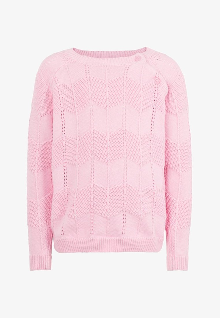 Name it - Pullover - light pink