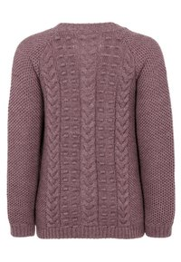 Name it - Cardigan - black plum - 1