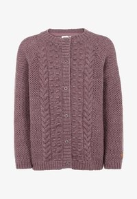 Name it - Cardigan - black plum - 0