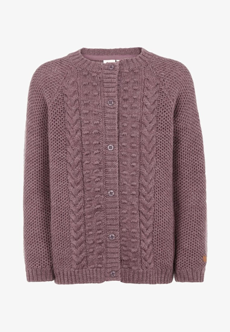Name it - Cardigan - black plum