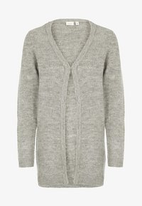 Name it - Cardigan - grey melange - 0