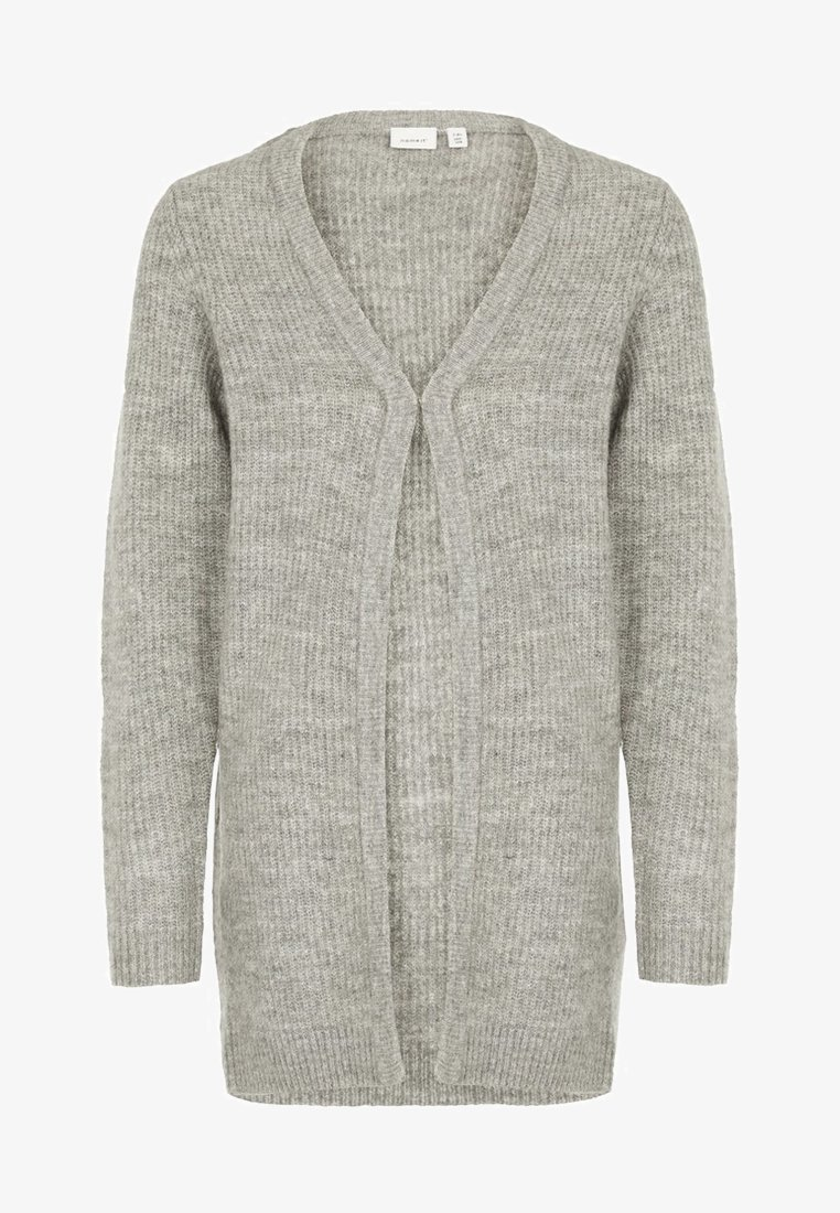 Name it - Cardigan - grey melange