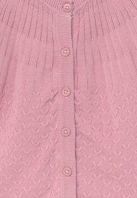 Name it - NBFTIFINE CARD - Gilet - pink nectar - 3