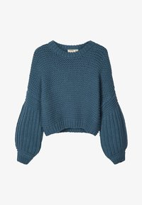 Name it - Sweter - blue - 0
